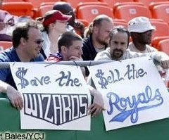 Save the Wizards, Sell the Royals